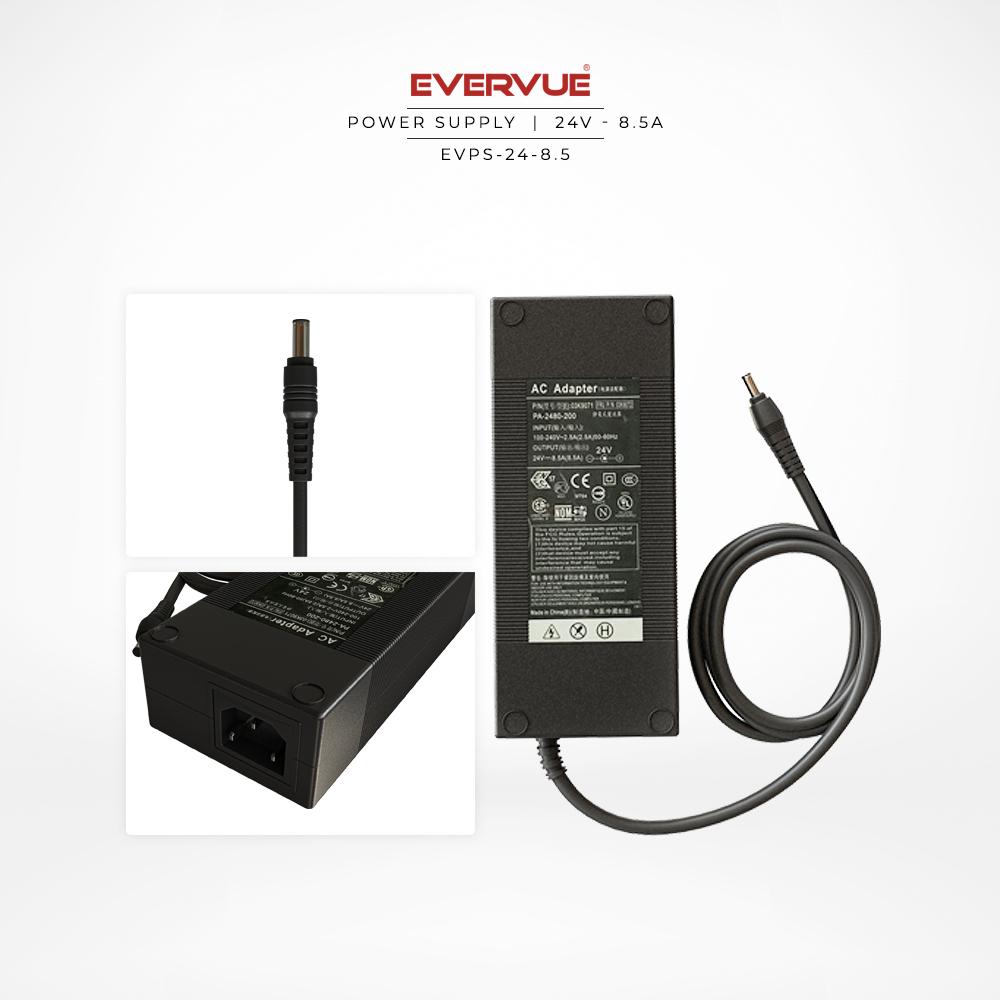 24V – 8.5A (EVPS-24-8.5)