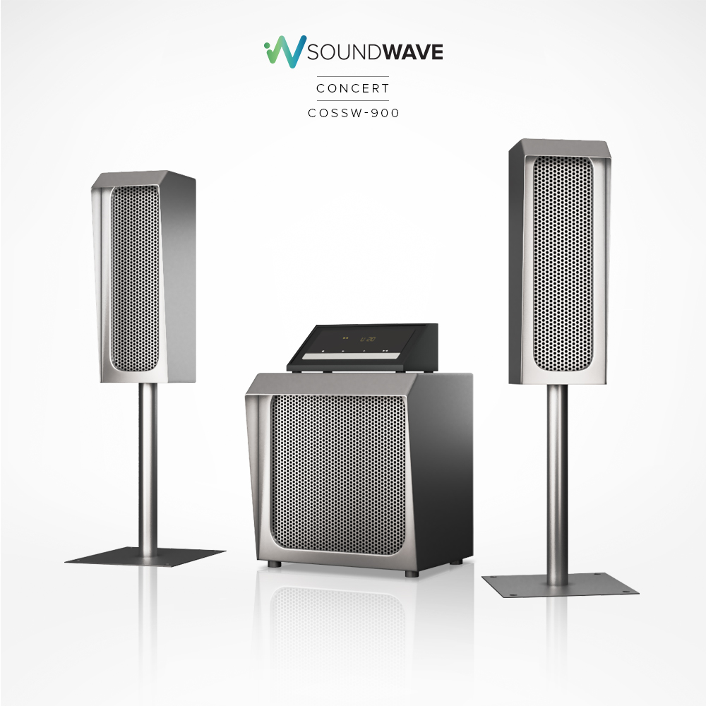 Superior sound quality concert speakers built for outdoor performance.